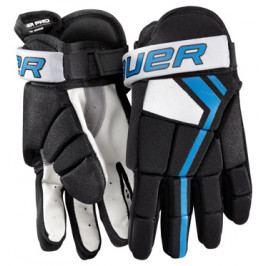 Hokejové rukavice Bauer Street Pro Player Sr