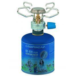 Plynový vařič CAMPINGAZ Bleuet Micro Plus s kartuší CV 470 plus