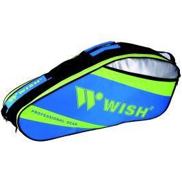 Badmintonová taška WISH WB-3035 modro-zelená