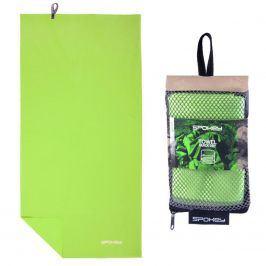 Rychleschnoucí ručník SPOKEY Sirocco XL 80 x 150 cm, zelený
