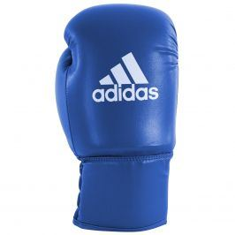 Boxovací rukavice ADIDAS Rookie 2 - modro-bílé 8oz.