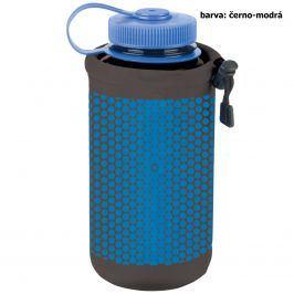 Neoprenový obal na láhev NALGENE černo-modrý