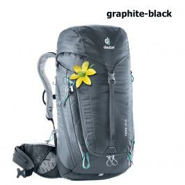 Batoh DEUTER TRAIL 28 SL - graphite-black