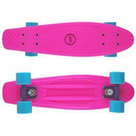 Skateboard NILS Extreme Plastik Board Fishboard
