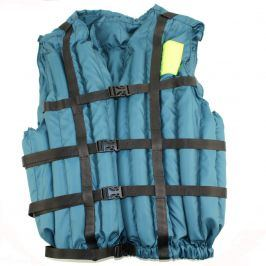 Plovací vesta MAVEL tmavě modrá - vel. L-XL