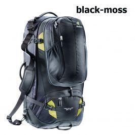 Deuter Traveller 80+10 black moss