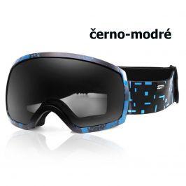 Lyžařské brýle SPOKEY Radium - černo-modré