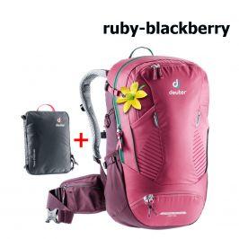 Deuter Trans alpine sl 28l ruby blackberry