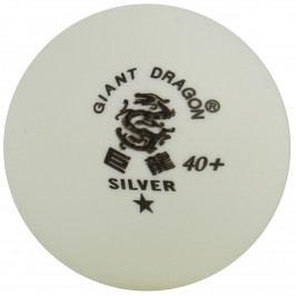 Míčky na stolní tenis DRAGON Cup* - bílé 6ks