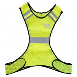Reflexní vesta běh - kolo LivePro neon-žlutá