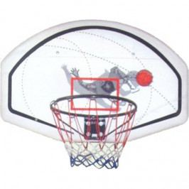 Basketbalový koš s deskou 60 x 44 cm