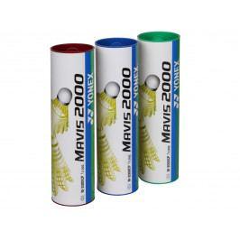 Badmintonové míčky YONEX Mavis 2000 - modré 6ks