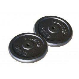 MASTER ocelové závaží 2x25kg - 30mm