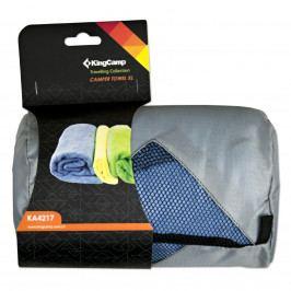 Multifunkční rychleschnoucí ručník KING CAMP Camper 90 x 180 cm