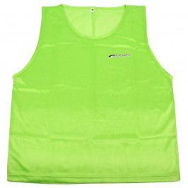 Rozlišovací vesta SPOKEY Shiny - zelená - XL