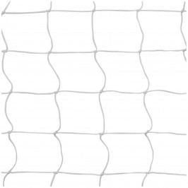 Volejbal síť s lankem bílá