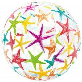 Intex Míč 51 cm barevný vzor hvězdice 59040