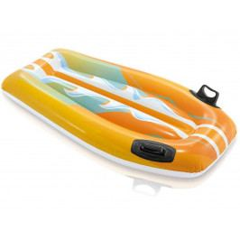 INTEX 58165 Surf s držadly - oranžové