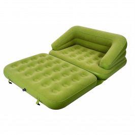 MASTER multifunkční sofa 5 v 1 - zelená