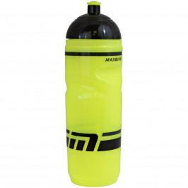 Cyklo láhev MAXBIKE 0,8 l se závitem - žlutá