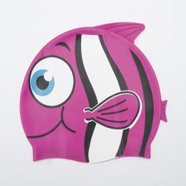 Dětská plavecká čepice BESTWAY Hydro Swim Buddy 26025 - růžová