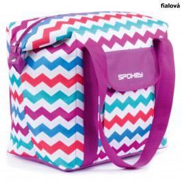 Plážová termo taška SPOKEY San Remo - fialová