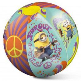 Nafukovací plážový míč MONDO - Mimoni 50 cm