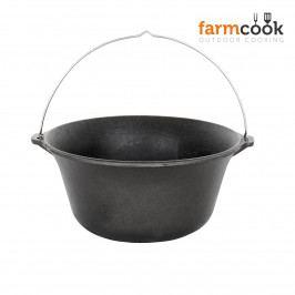 Litinový kotlík FARMCOOK - 16 litrů