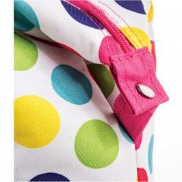 Plážová termo taška SPOKEY San Remo - barevný puntík