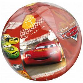 Nafukovací plážový míč MONDO - Cars 50 cm