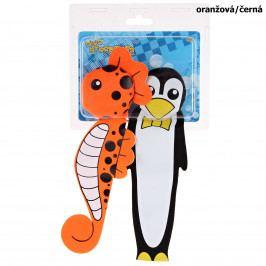 Potápěcí bomby WAIMEA Animal oranžová-černá, sada 2ks