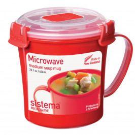 Hrnek na polévku SISTEMA 656 ml