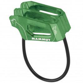 Jistící kyblík MAMMUT Crag Light Belay - zelený