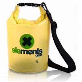 Lodní pytel ELEMENTS GEAR Pro 5 L - žlutý