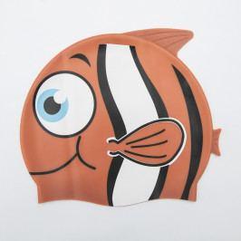 Dětská plavecká čepice BESTWAY Hydro Swim Buddy 26025 - oranžová