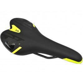 Sportovní sedlo DDK MTB pánské - černo-žluté