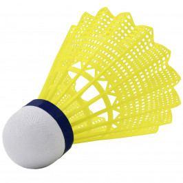 Badmintonové míčky WISH Air Flow 5000 - žluté 6ks