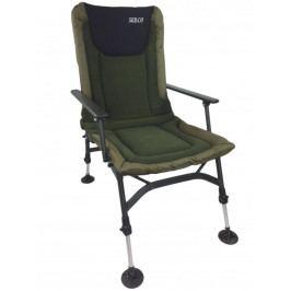 Rybářská židle s opěrkou SEDCO FC005