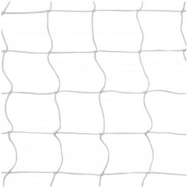 Volejbal síť s lankem bílá - 2.jakost