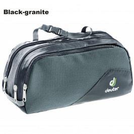Toaletní taška DEUTER Wash Bag Tour III - black-granite