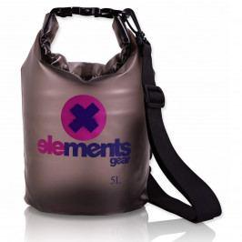 Lodní pytel ELEMENTS GEAR Pro 5 L - šedý