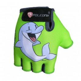 Cyklo rukavice POLEDNIK Dětské New Delfín, vel. 3
