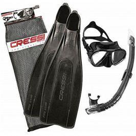 Potápěčský set CRESSI Set Pro Star Bag - vel. 45-46