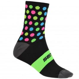 Ponožky SENSOR Dots multicolor