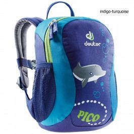 Dětský batoh DEUTER Pico 5 l - indigo-turquoise