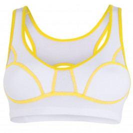 Sensor Lissa podprsenka White-Yellow