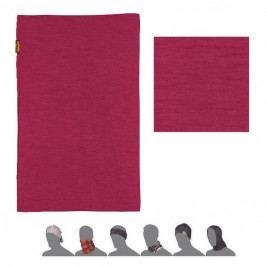 Šátek Sensor Tube Merino Wool Barva: lila