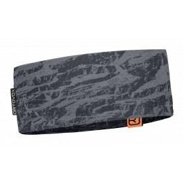 Čelenka Ortovox 120 Tec Headband Barva: černá/šedá