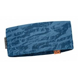 Čelenka Ortovox 120 Tec Headband Barva: modrá