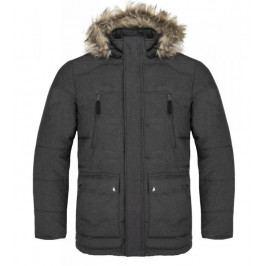 Pánská zimní bunda Loap Thron Velikost: S / Barva: šedá